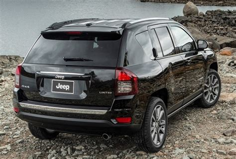 2016 Jeep Compass Towing Capacity