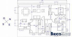 Plan Facade Maison : votre avis sur ce plan de maison plain pied ~ Melissatoandfro.com Idées de Décoration