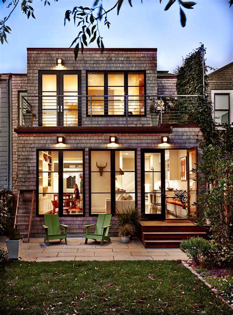 vitre separation cuisine tendance les fenêtres en aluminium style industriel