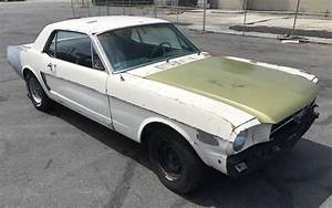 Black Plate Bargain? 1965 Ford Mustang V8 Coupe