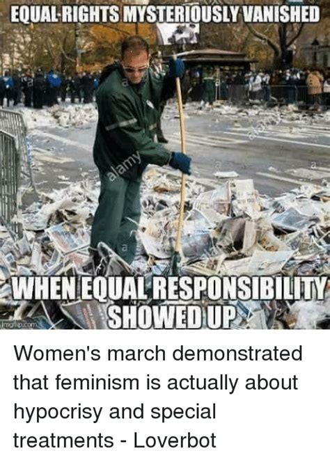 Women S March Memes - funny feminism memes of 2017 on sizzle femination