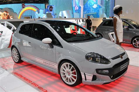 Revealed2018 Fiat Punto Evo Abarth Esseesse Ultimate