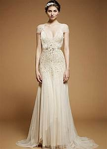 All that jazz 20s inspired wedding dresses brit co for 20s style wedding dresses