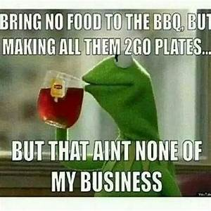 Kermit Tea None Of My Business Quotes. QuotesGram