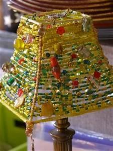 Fabriquer Un Abat Jour En Tissu : d coplus fabriquer un abat jour en perles ~ Zukunftsfamilie.com Idées de Décoration