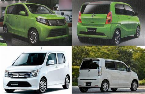 Suzuki Karimun Wagon R Wallpapers by Wujud Suzuki Karimun Wagon R Generasi Terbaru Bocor