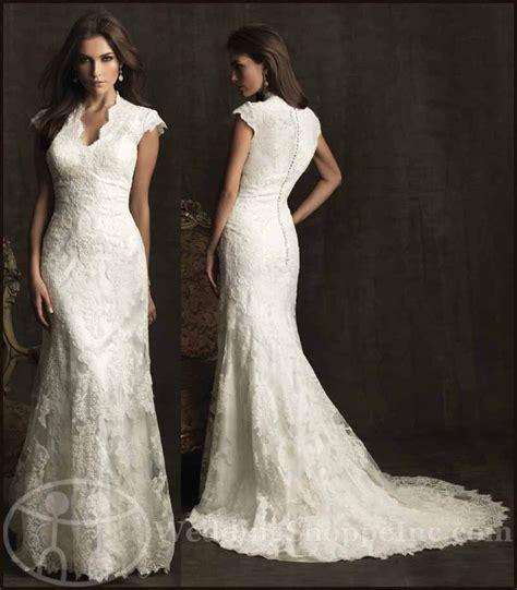 modest wedding gowns ideas  pinterest modest