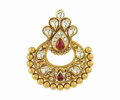 Gold Chandbali Designs Earring Earrings Bali Chand