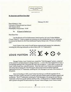 LOUIS VUITTON THREATENED BY LAW STUDENTS?! | FASHION LAW NOTES