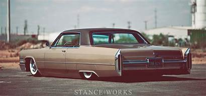 Slammed Cadillac Deville Coupe 1966 Cars Stance