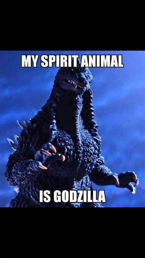 Godzilla Memes - 69 best images about godzilla on pinterest spirit animal fan poster and king kong