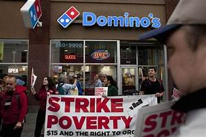 Boycott Domino's: NYC Domino's Fires 20 Workers For ...