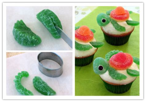 Turtle Decorations Diy by Cake Decorating Class Happy Turtle Cupcakes How