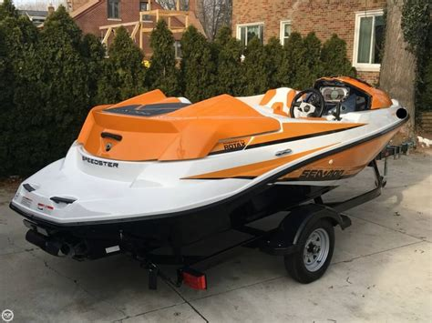 Seadoo Boat Used by 2012 Used Sea Doo 150 Speedster Jet Boat For Sale