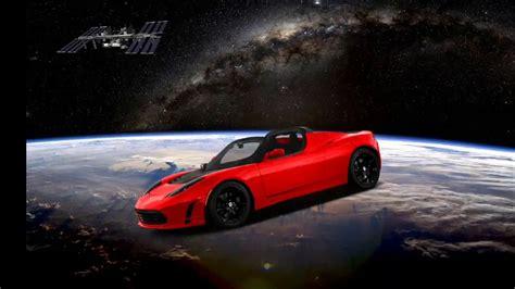 Get Spacex Tesla Car Live Images