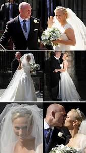 zara phillip39s wedding dress preowned wedding dresses With zara wedding dress