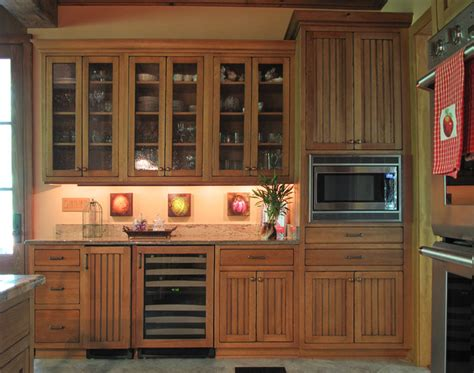 beaded cypress traditional kitchen  orleans
