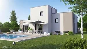 prix maison toit plat 120m2 plan maison 140 plans niveaux With good photo maison toit plat 2 prix maison toit plat 120m2 images