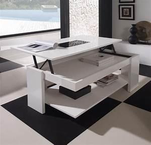 Table Basse Salon But : table basse relevable centro cubic home furnitures pinterest ~ Teatrodelosmanantiales.com Idées de Décoration