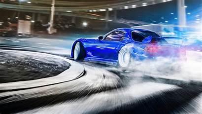 Drift 4k Drifting Rx7 Mazda Sportscar Racing