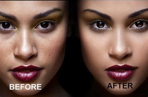 dodge burn skin retouching photography stuff