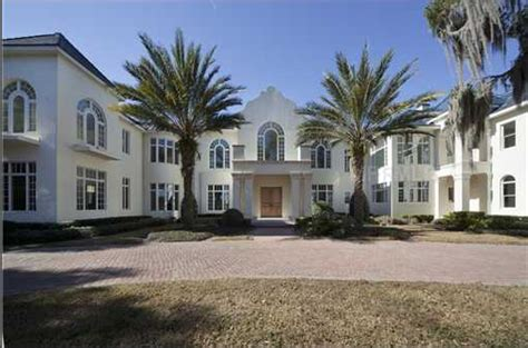 square foot unfinished bermuda colonial style mansion  winter park fl homes   rich