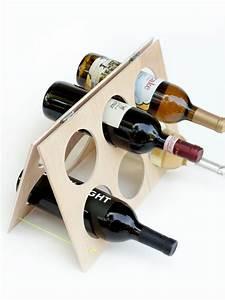 How to Make an A-Frame Wine Rack DIY