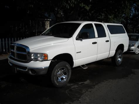 2002 White Dodge Ram 1500 4.7L SLT QC 4x4   DodgeForum.com