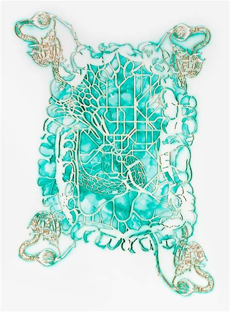 invisible cities places p  lisa jones framed drawing