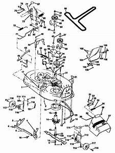 Craftsman Model 917256524 Lawn  Tractor Genuine Parts