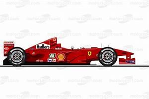 Rediscover Michael Schumacher39s 20 Formula 1 Cars