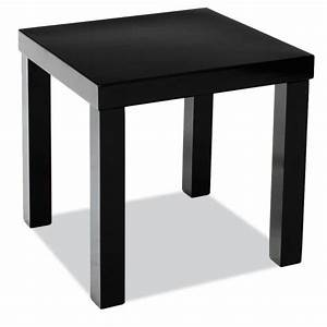 Table D Appoint : table d 39 appoint colors achat vente table d 39 appoint table d 39 appoint noir cdiscount ~ Teatrodelosmanantiales.com Idées de Décoration