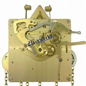 Urgos Uw32 Series Floor Clock Movement