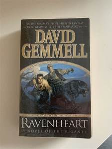 Ravenheart  A Novel Of The Rigante   The Rigante Book 3  By David Gemmell  Engli