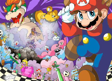 Whats Your Opinion If They Make A Super Mario Anime Poll
