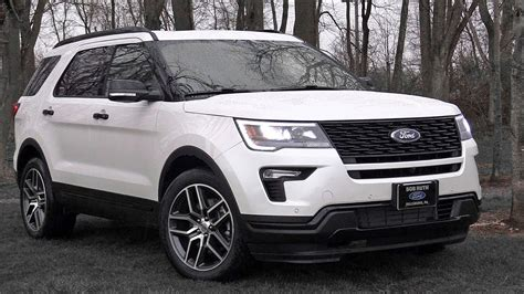 ford explorer review youtube