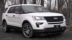 2018 Ford Explorer  Review