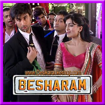 Besharam title track free mp3 download.