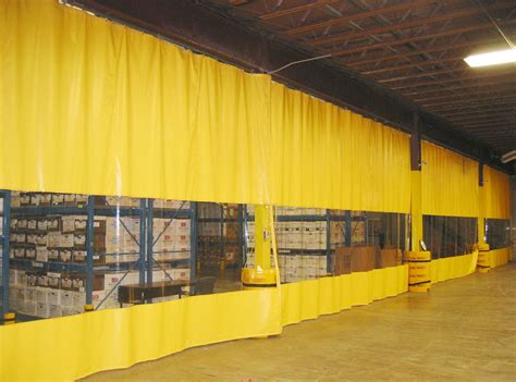 a step by step guide to ordering an industrial curtain
