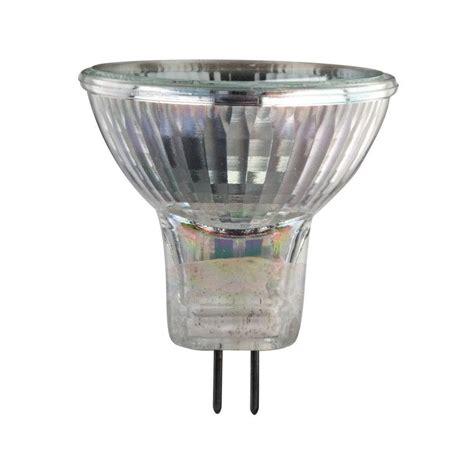 philips 20 watt halogen mr11 light bulb 419309 the home
