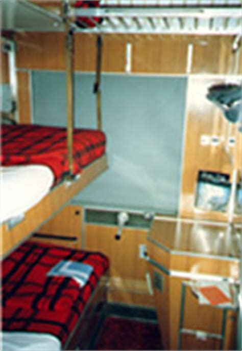 Sleeper Berth Layout by Advice For Travel By European Overnight In A Sleeper