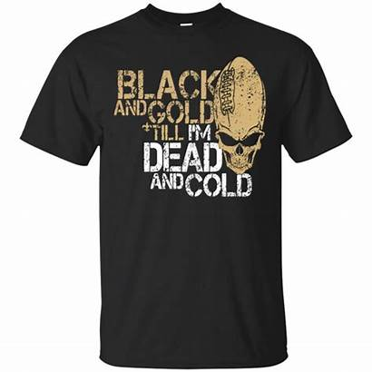 Saints Orleans Funny Dead Football Cold Shirts
