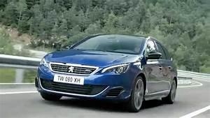Peugeot 308 Feline : design ext rieur peugeot 308 sw gt vid o officielle 2014 youtube ~ Gottalentnigeria.com Avis de Voitures