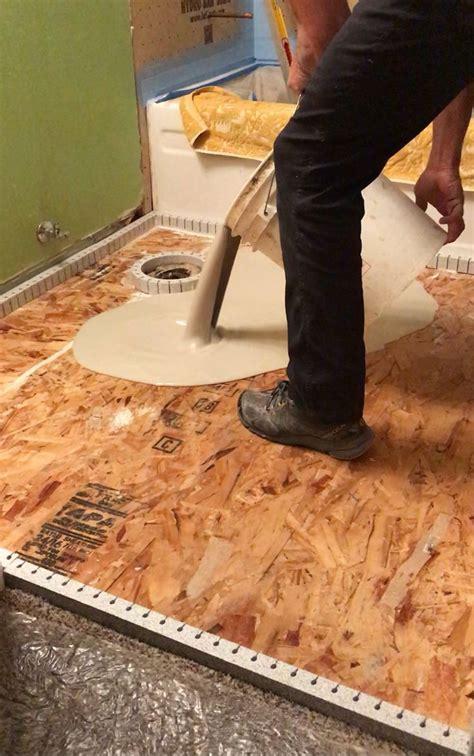 floor leveling  wood subfloor home repairs diy home