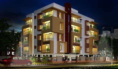 Apartment Exterior Color Schemes