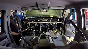 Time Lapse  Toyota Tacoma Condenser  Evaporator Core