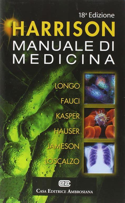 principi di medicina interna harrison harrison principi di medicina interna 18 pdf