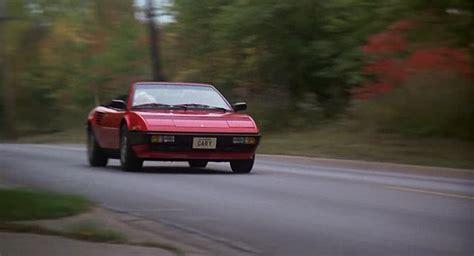 1983 Ferrari Mondial Qv Cabriolet In