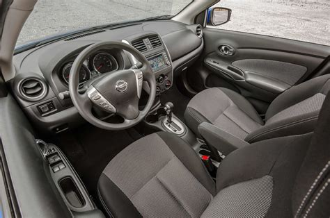 nissan versa reviews  rating motortrend
