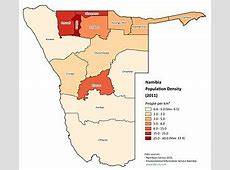Demographics of Namibia Wikipedia